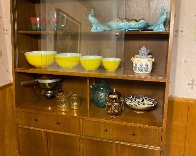 Packed Euless Estate Sale by A Vintage Violet