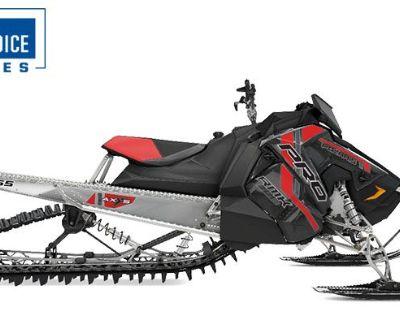 2021 Polaris 850 PRO RMK 155 2.6 in. Factory Choice Snowmobile Mountain Duck Creek Village, UT
