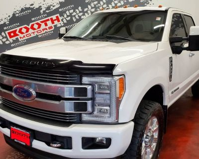 2018 Ford Super Duty F-350 Limited