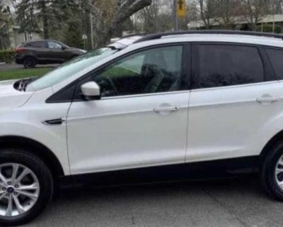 Ford Escape fully loaded leather with extended warranty