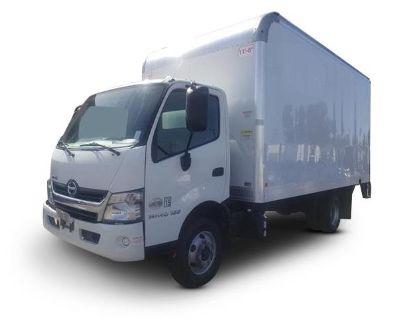 2018 HINO 155 Box Trucks, Cargo Vans Truck