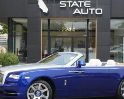 2017 Rolls-Royce Dawn Standard