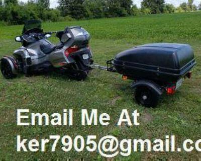 2012 Can Am Spyder Roadster RT