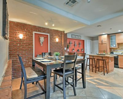 Modern Scottsdale Home w/Patio, Hammock + Fire Pit - Scottsdale Estates Five