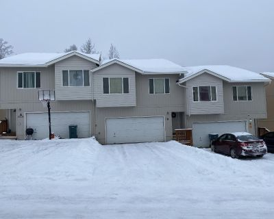 NEWLY RENOVATED & SPACIOUS Triplex in East Anchorage