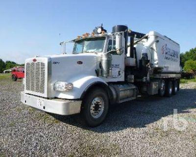 2019 PETERBILT TRIA WGAPVAC HV-56 Vacuum Trucks Truck