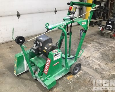 2016 Edco DS-18-5 Electric Walk Behind Saw