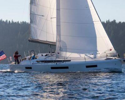 2022 Jeanneau Sun Odyssey 440
