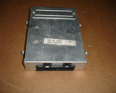 1989 90 91 92 Gm Camaro Firebird Computer Ecm Pcm Ecu # 1228746 #100113