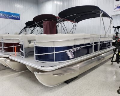 2021 SunChaser VISTA 22 LOUNGER Pontoon Boats Kaukauna, WI