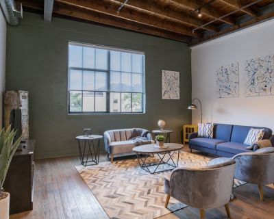 Luxury Downtown Loft Apartment - Great View - Walkable to Restaurants. - Mobile Central Business District