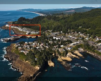 Vast Ocean Views, Sunsets, Whales, Rugged-Wild Coastline, Fine Dining, Extensive Local Activities - Depoe Bay