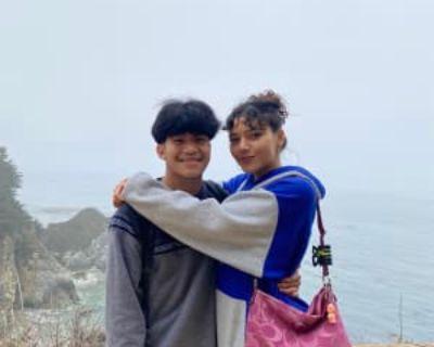 Cynthia & Amir, 20 & 21 years, - Looking in: Koreatown, Los Angeles Los Angeles County CA