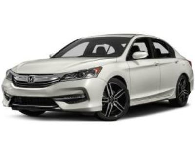 2017 Honda Accord Sport Sedan CVT