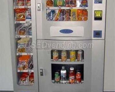 Samsung Office Deli Combo Used Vending Machines
