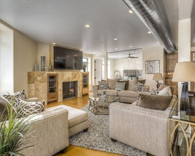 The Executive! Stunning Downtown Loft! Great Views! Perfect Location! - Downtown Denver