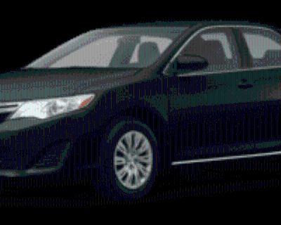 2013 Toyota Camry SE I4 Automatic
