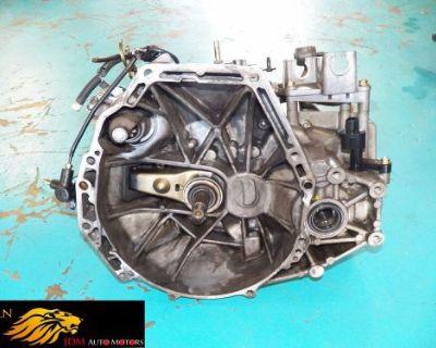 97 01 Honda Accord Sir Euro R 2.0l Manual 5 Spd Lsd Transmission T2t4 Jdm F20b
