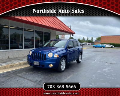 Used 2009 Jeep Compass 4WD 4dr Sport