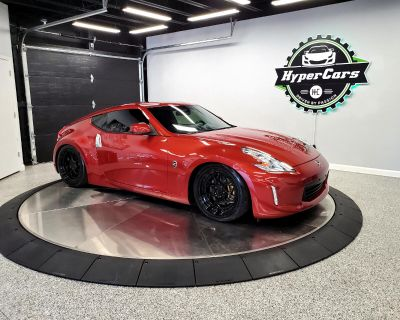 Used 2016 Nissan Z 370Z Coupe 6MT