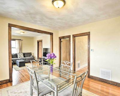 NEW! Centrally-Located Apartment ~ 4 Mi to Campus! - Binghamton