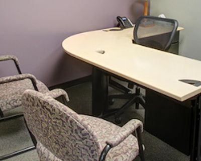 Private Office for 1 at Intelligent Office - Rockville, Maryland
