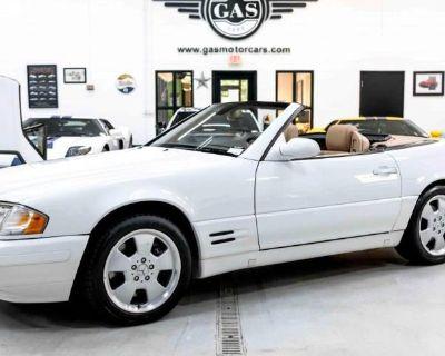 1999 Mercedes-Benz SL SL 500