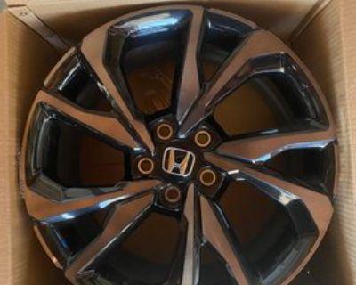 Missouri - WTB Wheels for 2019 Civic Hatchback Sport (18x8) (Kansas City)