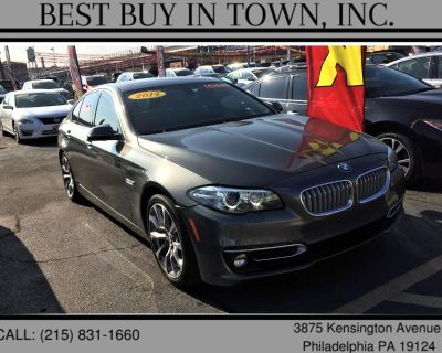 2014 BMW 5 Series 4dr Sdn 535d RWD