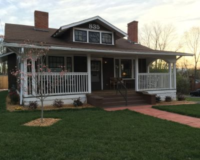 Haywood House: West Asheville's Newly Restored And Most Walkable Rental! - Falconhurst