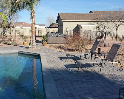 BRGuest in our Guest House! Pool, Hot Tub, Secure Parking, Private Patios - Orchard Ranchettes