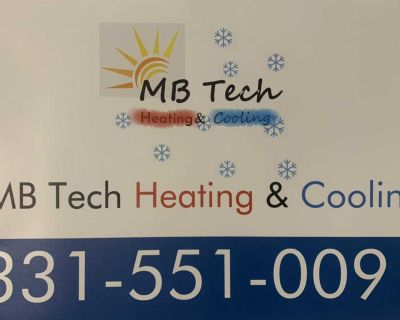 HVAC system maintenance check or trouble call