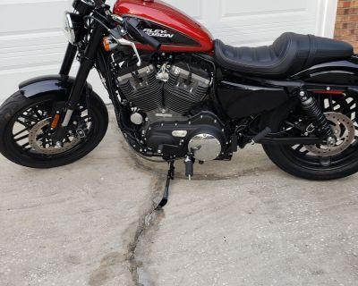 2019 Harley-Davidson ROADSTER XL1200CX