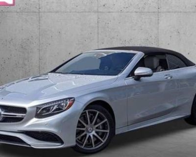 2017 Mercedes-Benz S-Class S 63 AMG