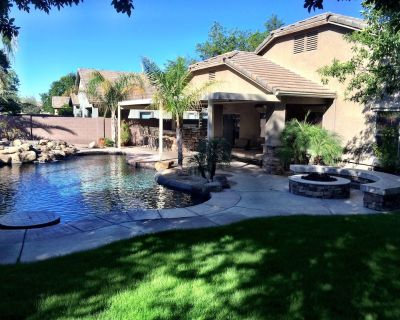 All The Bells & Whistles: Pool, Hot Tub, Gas Firepit, Bbq, Pool Table, Ping Pong - Power Ranch