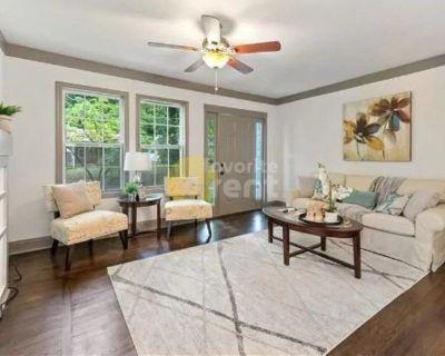 Gorgeous 4 bedroom house in Atlanta