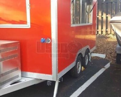 BRAND NEW Inspected 2021 Food Concession Trailer with Pro Fire Suppression