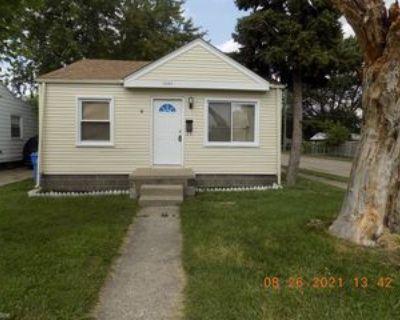 13163 Sidonie Ave, Warren, MI 48089 2 Bedroom House