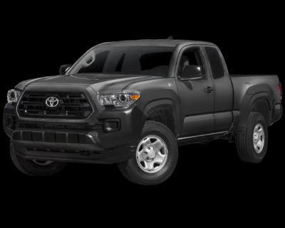 Pre-Owned 2016 Toyota Tacoma SR 4WD