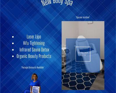 Laser Lipo.... Infrared Sauna Detox packages