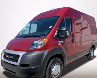 2020 Ram ProMaster Cargo Van 1500