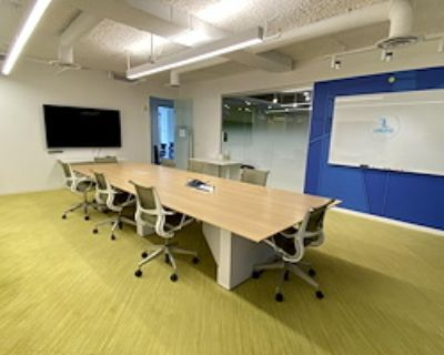 Private Meeting Room for 16 at Launchpad K Street