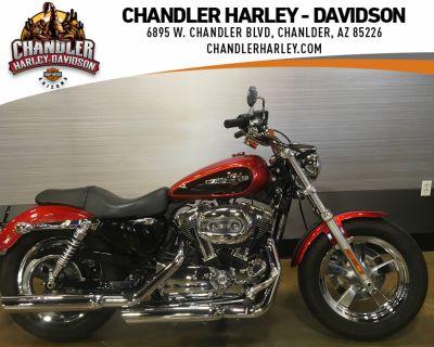 Pre-Owned 2013 Harley-Davidson 1200 Custom Sportster XL1200C