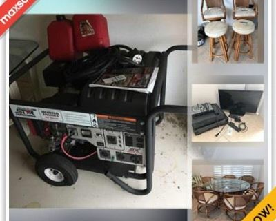 North Fort Myers Downsizing Online Auction - Mystic Way (Gated Community)