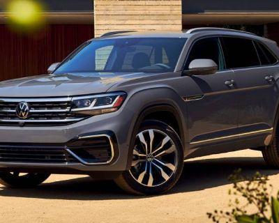 2020 Volkswagen Atlas Cross Sport SEL Premium R-Line