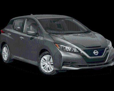 New 2022 Nissan Leaf SV PLUS FWD Electric Car