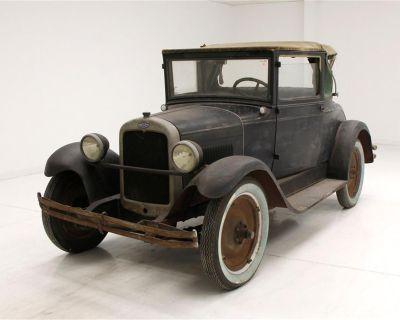 1927 Chevrolet AA Capitol