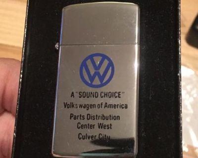 New Zippo VW Parts Distribution Lighter