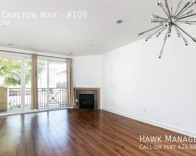 Two bedroom + 2.5 bath luxurious condo in the heart of Hollywood!