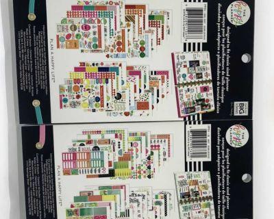 The Happy Planner Sticker Books